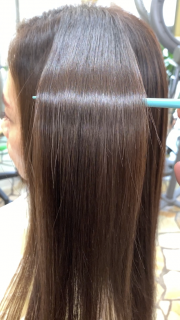 lazooomeekの超音波トリートメントは髪がウルツヤ、サラサラの新感覚! 超音波で美髪 #超音波トリートメント #宮崎トリートメント #秘密のトリートメント